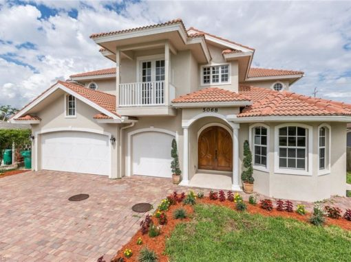 5068 Cortina Ct. Naples, FL